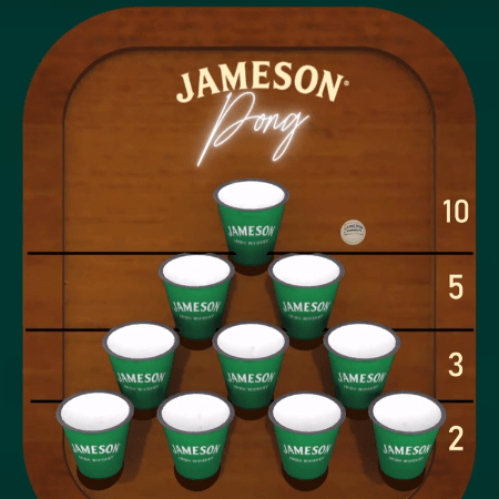 Jameson connect webgl game